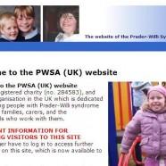 PWSA Website Update
